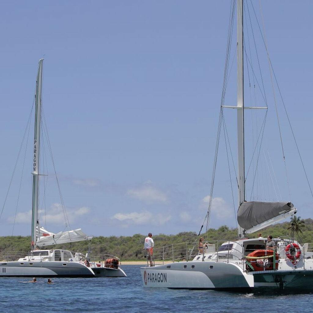 Lanai Island Sail Tours
