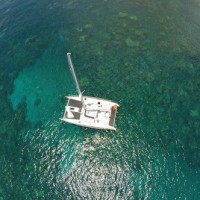Coral Bleaching at Manele Bay in Maui, An important environmental issue